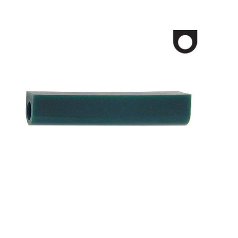 Ferris File-A-Wax Ring Tube - Green / T-100