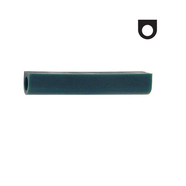 Ferris File-A-Wax Ring Tube - Green / T-150