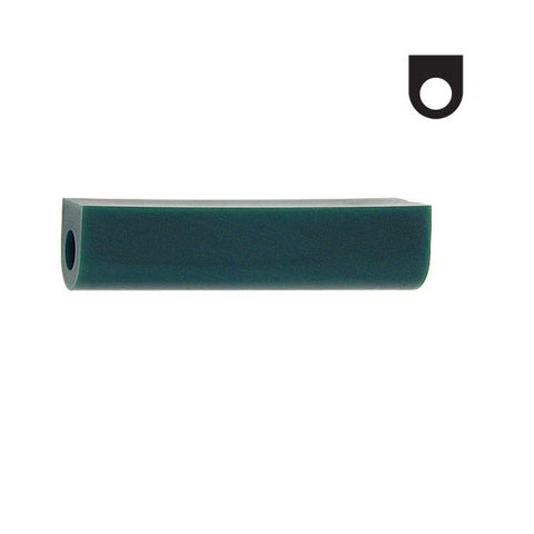 Ferris File-A-Wax Ring Tube - Green / T-200