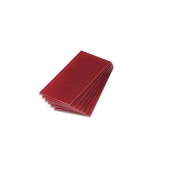 Ferris Ultra Soft Red Wax Sheets