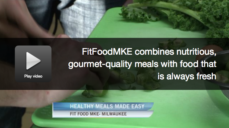 FitFoodMKE Meets With FOX6 NEWS