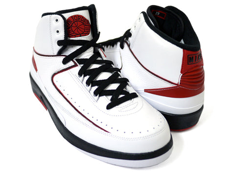 7a3c8e043f84dd Air Jordan 2. Year Released  1986. Designer  Peter Moore Most Popular  Colorways  White Black-Red
