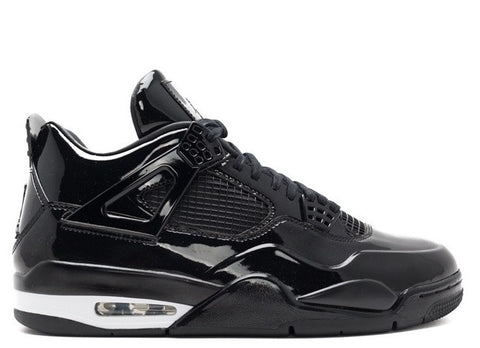 "Air Jordan 4 Retro ""11Lab4"" Black Men's 2015"