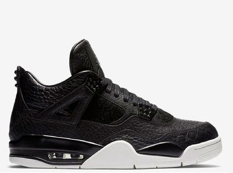 "Air Jordan 4 Retro Premium Pinnacle ""Pony Hair"" Men's 2016"