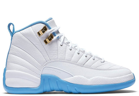 "Air Jordan 12 Retro Melo ""University Blue"" GS 2016"