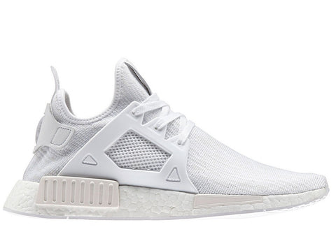"Adidas NMD XR1 PK ""Triple White"" Men's 2016"