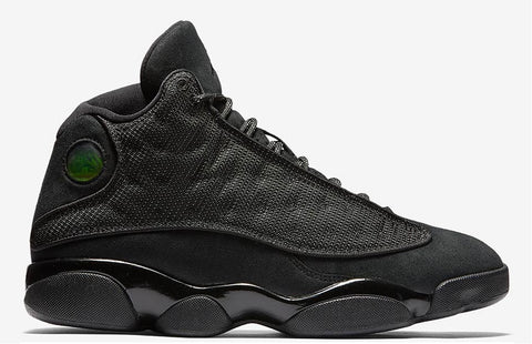 "Air Jordan 13 Retro ""Black Cat"" GS 2017"
