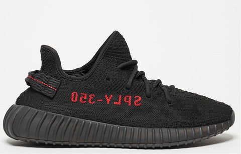 "Adidas Yeezy Boost 350 V2 ""Black / Red"" Men's 2017"