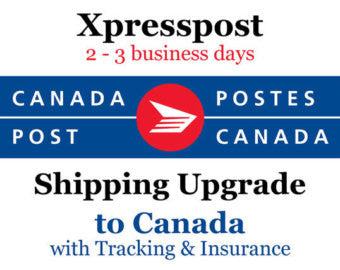 Canada Express Shipping Upgrade (2-3 Days Delivery)