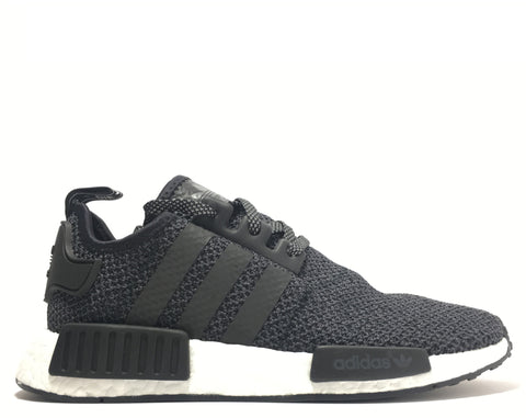 "Adidas NMD R1 J ""Black White"" Youth 2016"