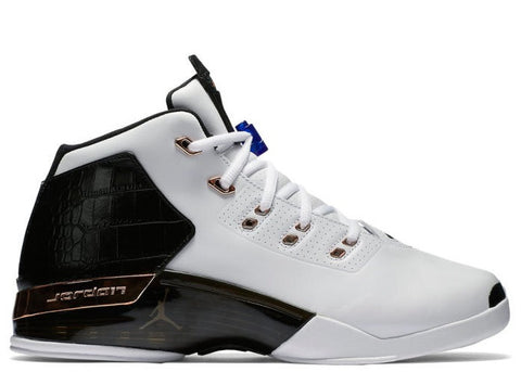 "Air Jordan 17 Retro ""Copper"" Men's 2016"
