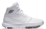 "Air Jordan 1 High Retro Golf ""White Metallic"" Men's 2017"