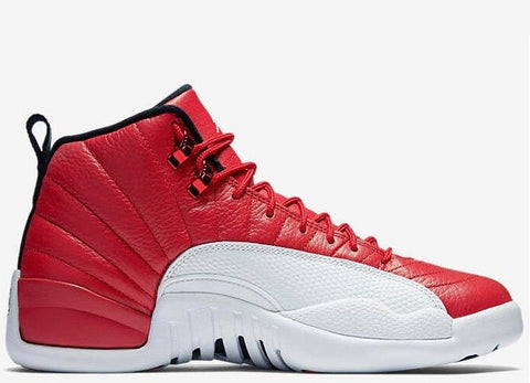 "Air Jordan 12 Retro ""Gym Red"" GS 2016"