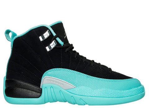 "Air Jordan 12 Retro ""Hyper Jade"" GS 2016"
