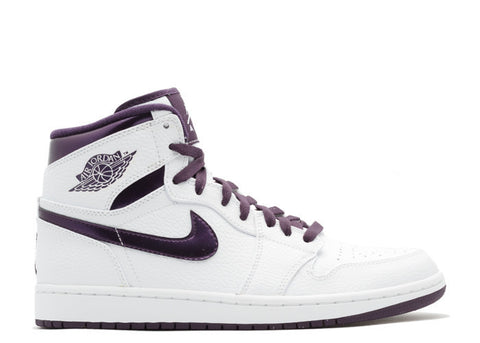 "Air Jordan 1 High Retro OG Grand Purple ""DO THE RIGHT THING"" Men's 2009"
