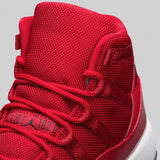"Air Jordan 11 Retro Gym Red ""Win Like 96"" Men's 2017"