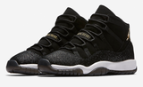 "Air Jordan 11 Retro PRM Heiress ""Black Stingray"" GS 2017"