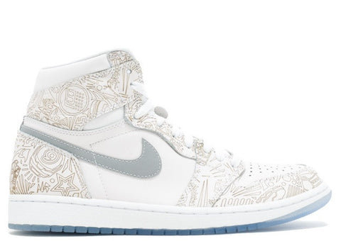 "Air Jordan 1 High Retro Laser ""30th Anniversary"" Men's 2015"