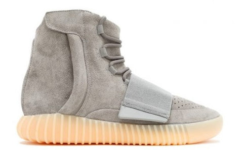 "Adidas Yeezy Boost 750 Light Grey ""Glow in the Dark"" Men's 2016"