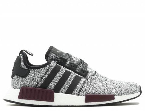 "Adidas NMD R1 J ""Maroon Burgundy"" Youth 2016"