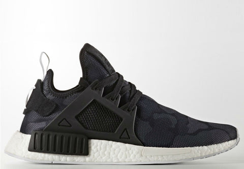 "Adidas NMD XR1 ""Black Camo"" Men's 2016"