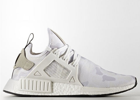 "Adidas NMD XR1 ""White Camo"" Men's 2016"