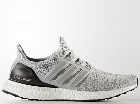 "Adidas Ultra Boost ""Onix / Light Grey"" Men's 2016"
