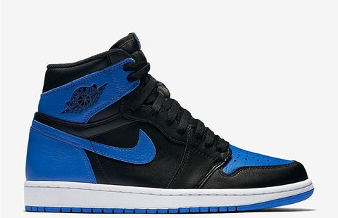 "Air Jordan 1 High Retro OG ""Royal"" GS 2017"