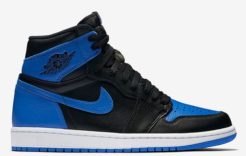 "Air Jordan 1 High Retro OG ""Royal"" Men's 2017"