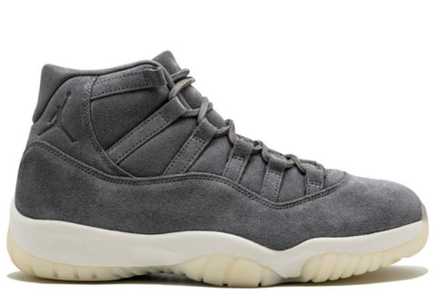 "Air Jordan 11 Retro Pinnacle ""Premium Grey Suede"" Men's 2016"