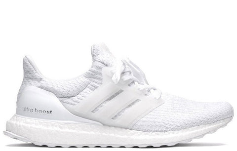 "Adidas Ultra Boost 3.0 ""Triple White"" Men's 2016"