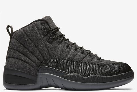 "Air Jordan 12 Retro ""Wool"" GS 2016"