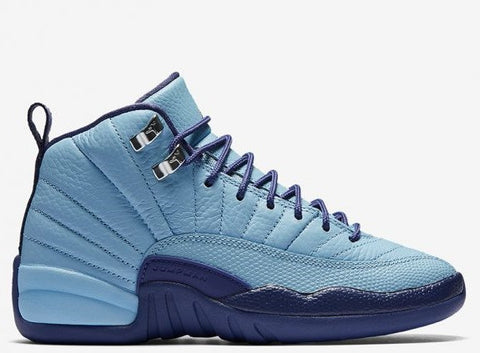 "Air Jordan 12 Retro ""Dark Purple Dust"" GS 2016"