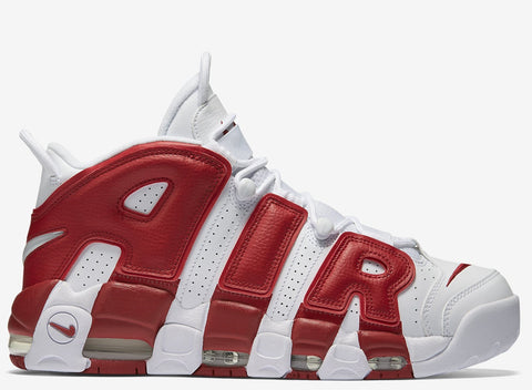 "Nike Air More Uptempo ""Varsity Red"" Men's 2016"