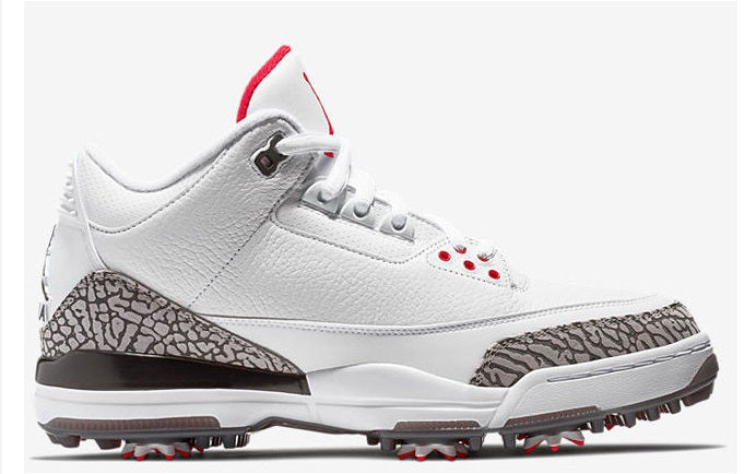 outlet store d32db 98152 Air Jordan 3 Retro Golf