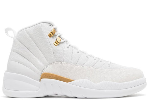 Air Jordan 12 Retro OVO White Men's 2016