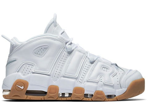 "Nike Air More Uptempo ""White Gum"" Men's 2016"
