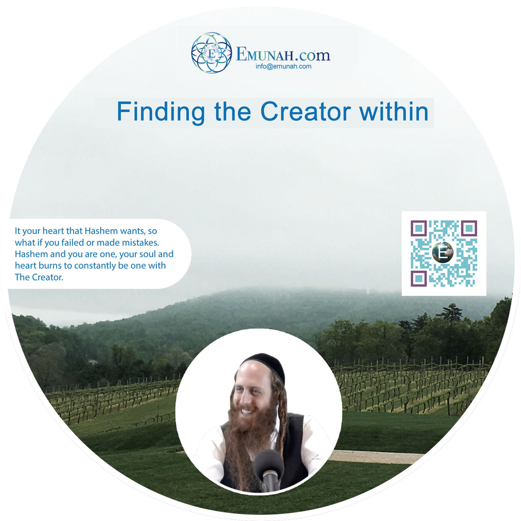 Finding the Creator within (MP3 Download)