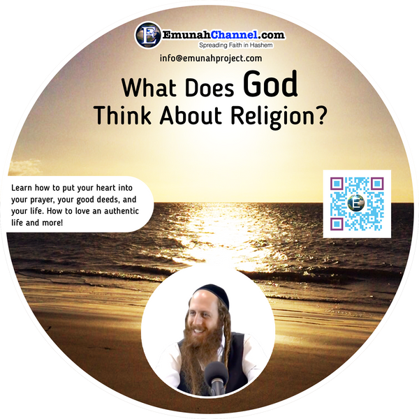 What does God think about Religion? (MP3 Download)