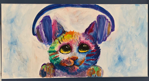 """Cool Cat"" by Rebbetzin Eynav Cassouto"