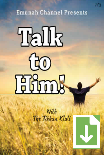 Talk to Him (Download Version)