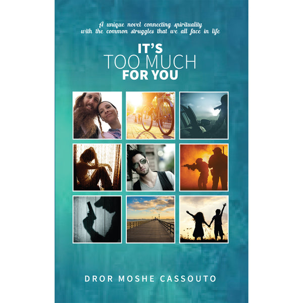 It's Too Much For You - Adult Book In English