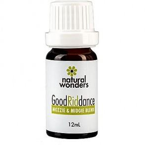 Good Riddance Mozzie & Midgie Mousse® Essential Oil Blend 12ml