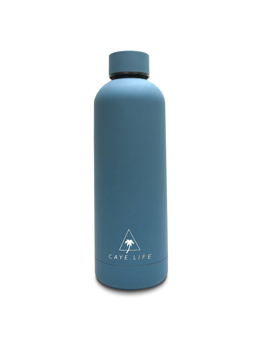 Caye Life drink bottle 750ml - Teal
