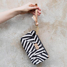Load image into Gallery viewer, ZEBRA POUCH by Squeak Design