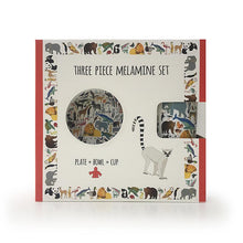 Load image into Gallery viewer, Melamine 3 piece set - 101 Collective Nouns