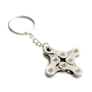 Tread & Pedals Keychain