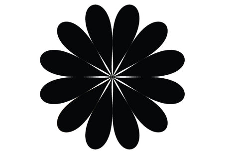 Flower Silhouette Clip Art Clipart Free To Use Resource