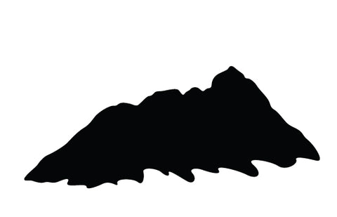 mountain-silhouette-vector