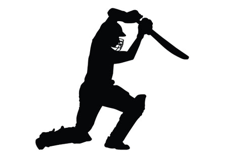 cricket-bating-silhouette-vector